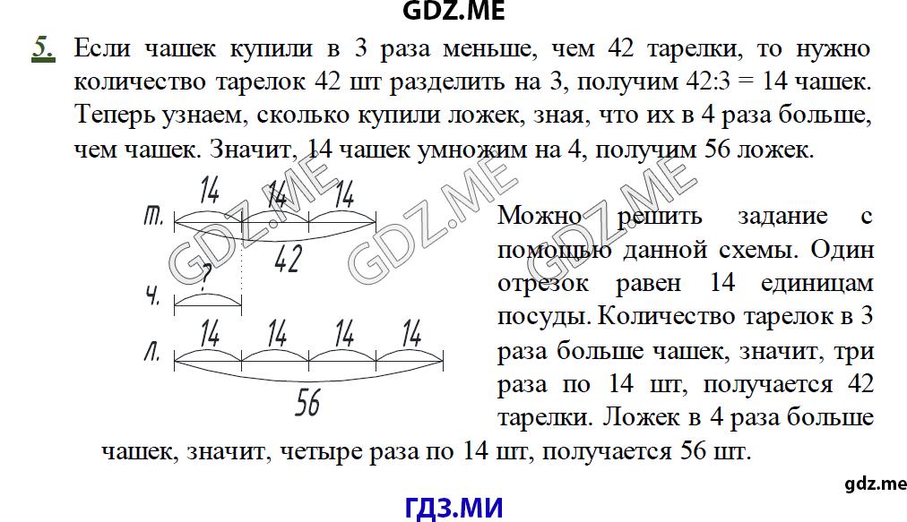 Решение задач 4 класс дидактический материал с а козлова к уроку