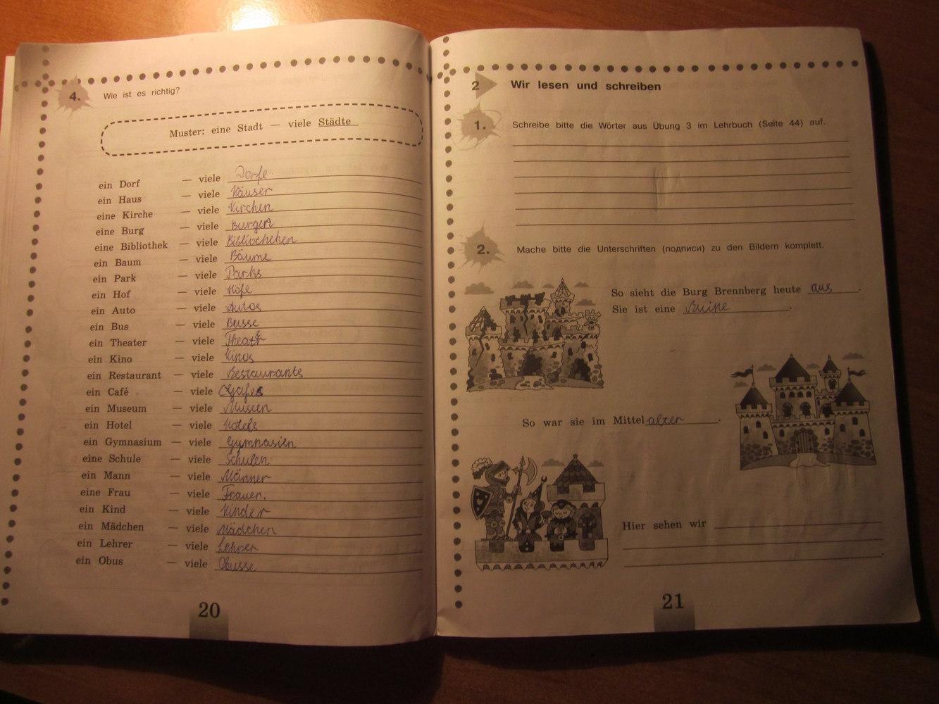 Учебник по немецкому языку бим 6 класс скачать.