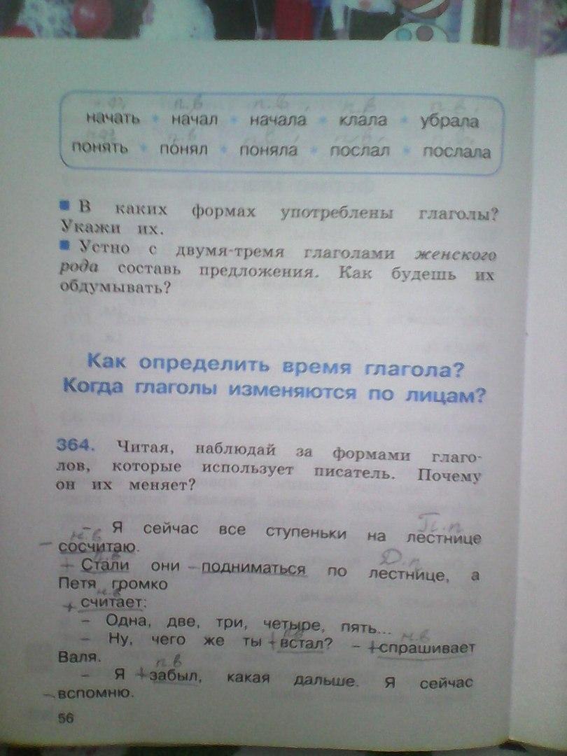 Готовые домашние задания по русскому языку 2 класс соловейчик бесплатно